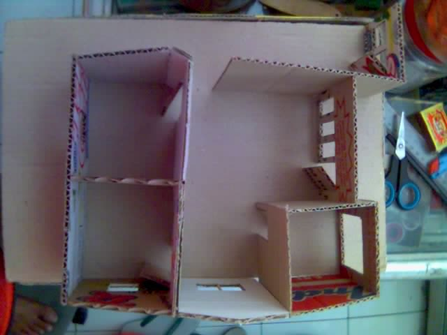 Cara membuat kreasi rumah unik dari kardus bekas giestuffs blog jendela dan pintu thecheapjerseys Images
